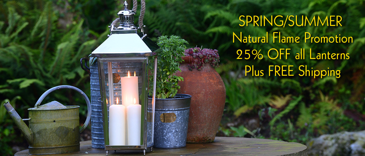 Lantern Promotion 25 percent off plus free shipping