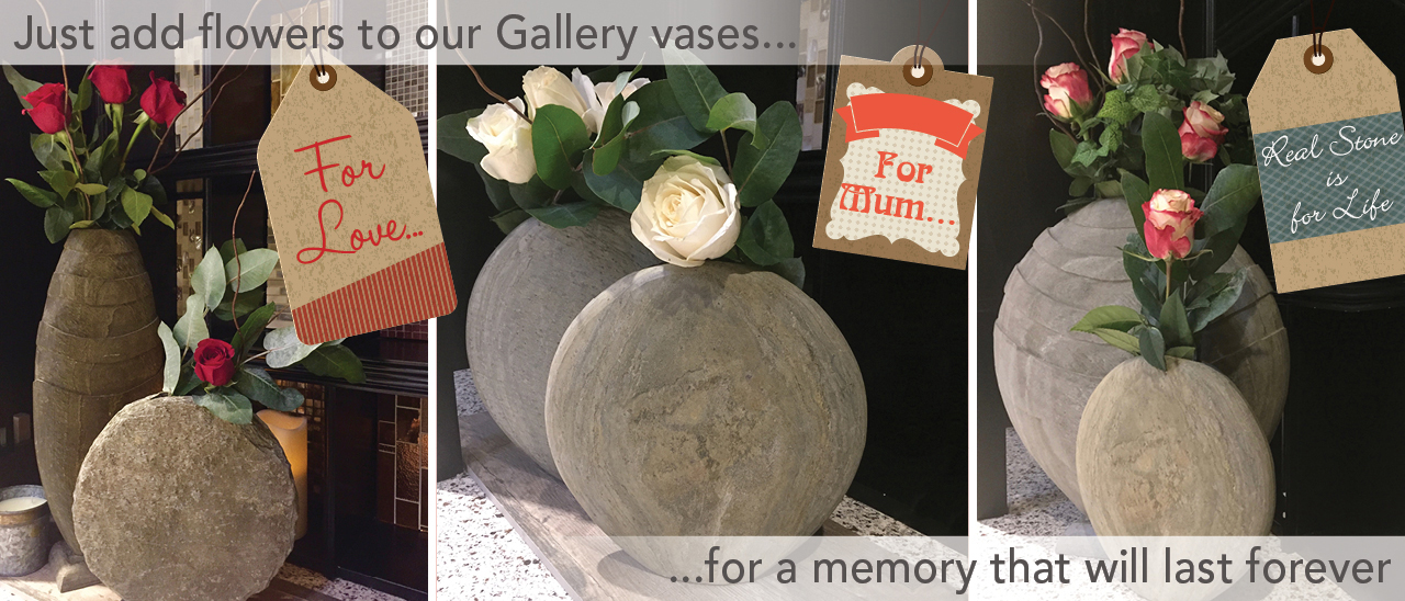 Natural Slate a lasting gift for all loving occassions