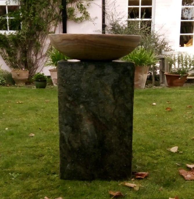 Horton Bird Bath