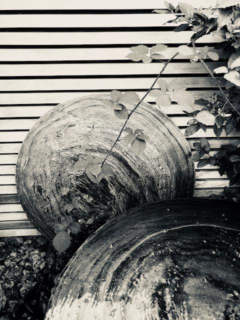 Sea Salt Slate Bowls