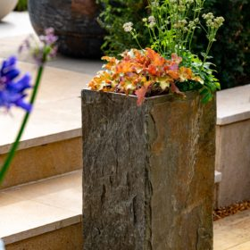 Surmi Slate External Vase – 60cm Rectangle