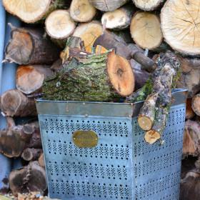 Fincham Vintage Basket – Set of Two