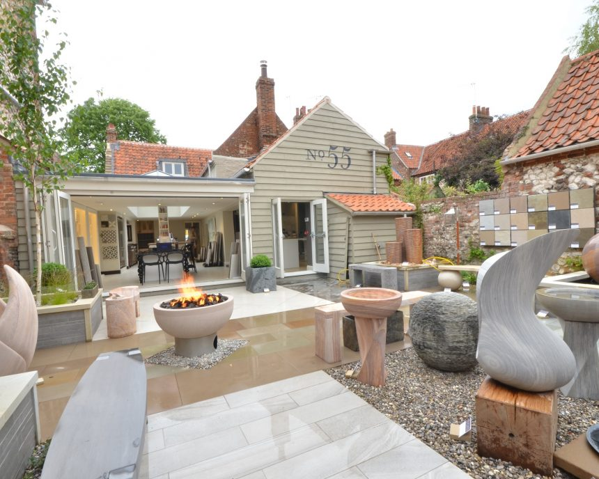 Burnham Market Design Studio and Show Garden