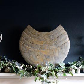 Ikra Slate Vase