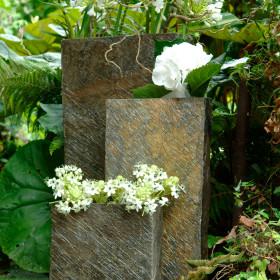 Surmi Slate Vases – Set of Three Large
