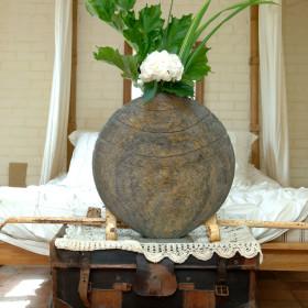 Caviara Natural Slate Vase