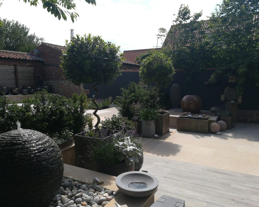 Burnham Market Design Studio and Show Gardens