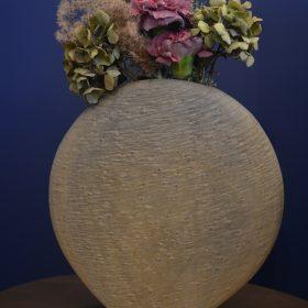 Abalone Natural Slate Vase