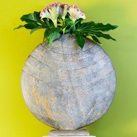 Caviara Slate Vase