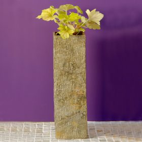 Surmi Natural Slate Planter – 50cm Square