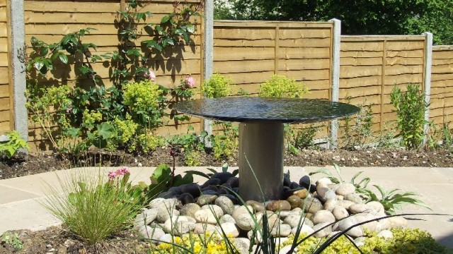 Sea Salt Waterfall Water Feature with Kit 75cm