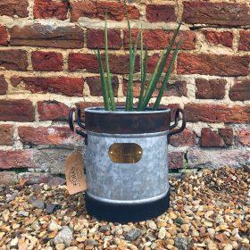 Oxborough Vintage Planter – Set of Two