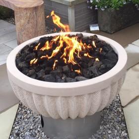 Pure Allium Fire Pit