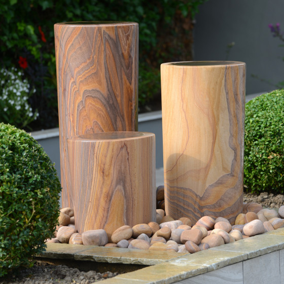 Albany Set of 3 Water Feature