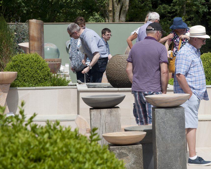 Stowbridge Show Garden