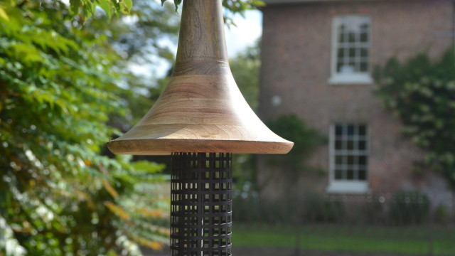 Large Barford Copper Bird Feeder