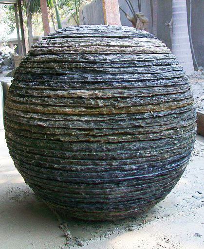 Slate Water Feature, The Belmont   Water Features From Foras