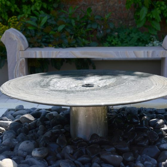 Sea Salt Waterfall Water Feature and Kit 75cm