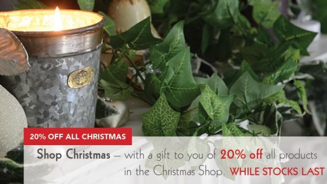 Foras Christmas Shop