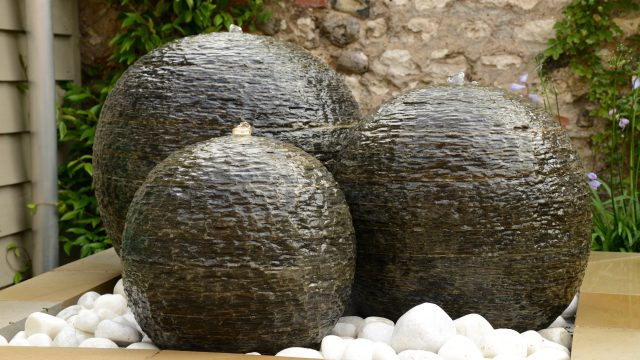 Sphere Water Feature Kits
