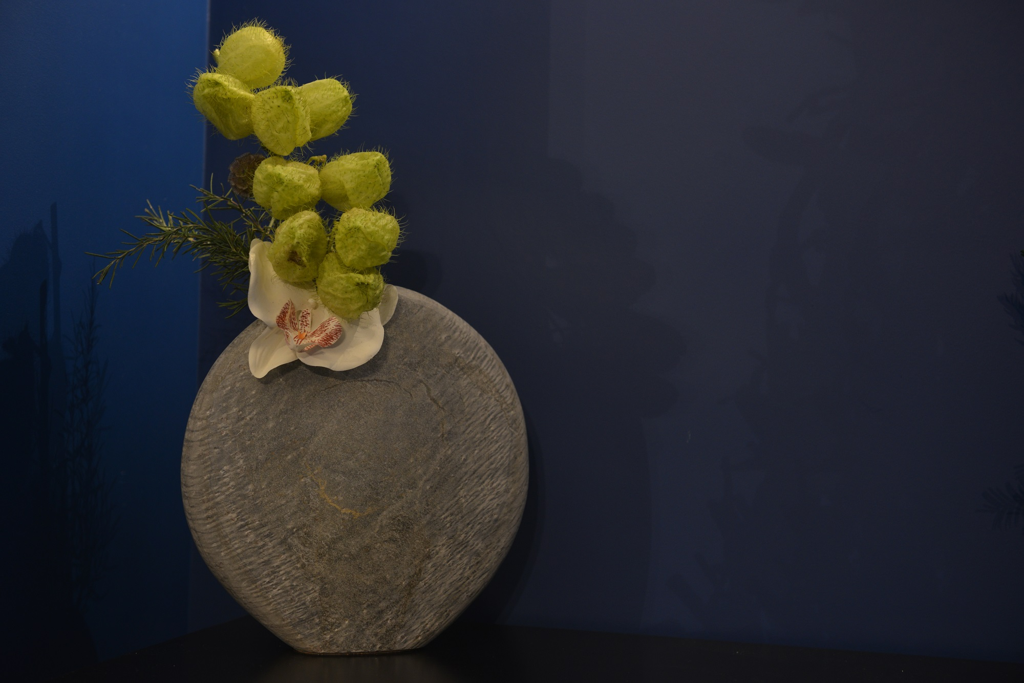 Memorial slate vase foras memorial slate vase floridaeventfo Images