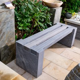 Morgan Shark Sandstone Bench