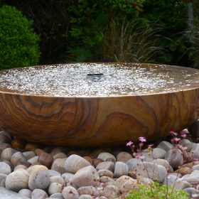 Infinity Serene Rainbow Water Feature and Kit