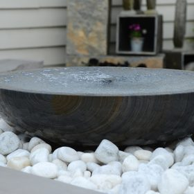 Infinity Serene Shark Water Feature and Kit