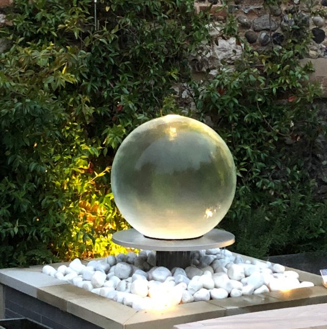 Fusion 450 Pebble Pool Water Feature Kit Foras Water