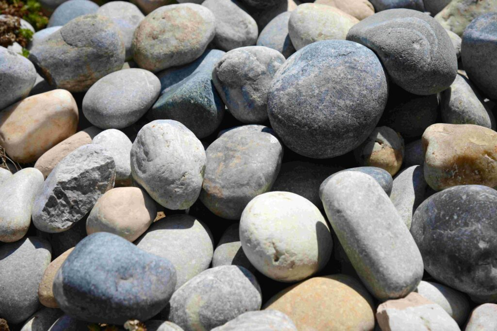 Buy Norfolk Blue Pebbles Available In 20kg Bags Foras