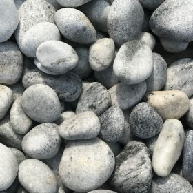 Grey Granite Pebbles