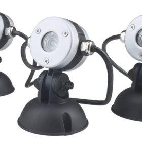 LunAqua Mini LED Warm- Set of Three