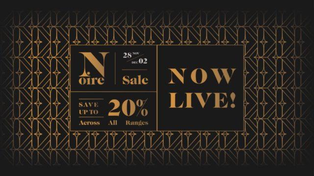 Noire Sale 2019