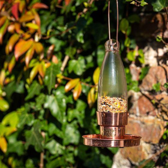 Copper Aspen Bird Feeder PRE-ORDER Spring 2020